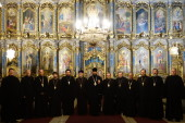 Духовенство Венгерской епархии единодушно выразило поддержку решений Священноначалия Русской Православной Церкви, принятых в связи с антиканоническими действиями Константинопольского Патриарха на Украине