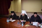 Духовенство Симферопольской епархии выразило поддержку Предстоятелю Украинской Православной Церкви