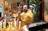 Представители Всемирного совета церквей посетили храм Московского Патриархата в Женеве