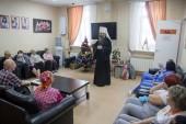 Глава Томской митрополии поздравил пациентов областного онкодиспансера с Рождеством Христовым