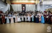 В Якутской духовной семинарии прошел Рождественский бал
