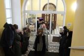 В домовый храм больницы святителя Алексия г. Москвы возвращена Козельщанская икона Божией Матери
