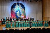 Концерт, посвященный празднику Рождества Христова, состоялся в Алма-Ате