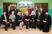 Патриарший экзарх всея Беларуси посетил Рождественский вечер духовно-образовательного проекта «ЛОГОС»
