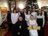 Рождественский концерт в поддержку центра «Мамина пристань» прошел в Архангельске