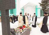 В Курской епархии помянули схимитрополита Ювеналия (Тарасова) в шестую годовщину кончины архипастыря