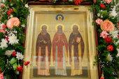 В Алма-Ате молитвенно отметили память небесных покровителей города — священномучеников Николо-Кучугурских