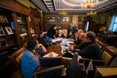 В столице Татарстана состоялось совещание, на котором обсудили проекты интерьера возрождаемого Казанского собора
