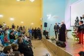 Патриарший экзарх всея Беларуси и министр здравоохранения Республики Беларусь посетили Республиканский научно-практический центр детской онкологии