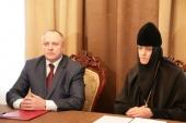 Казанской Амвросиевской женской пустыни в Шамордино переданы в собственность исторические здания на территории монастыря