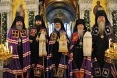 Состоялась хиротония архимандрита Александра (Эчеваррии) во епископа Вевейского, викария Западно-Европейской епархии