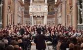 Московский Синодальный хор исполнил в Ватикане ораторию «Андрей Рублев»