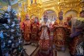 Предстоятель Украинской Православной Церкви возглавил престольный праздник в Анастасиевском монастыре села Ковалевка Киевской области