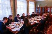 Учрежден Общественный совет по взаимодействию Минспорта Московской области с Церковью