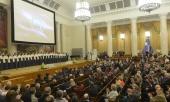 Председатель ОВЦС принял участие в торжественном заседании по случаю 264-й годовщины основания Московского государственного университета