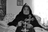 Погребение старейшей монахини Украинской Православной Церкви состоялось в монастыре на Житомирщине
