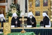 На YouTube-канале Русской Православной Церкви открылся раздел, посвященный 10-летию Поместного Собора и избранию Патриарха Кирилла