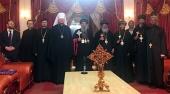 Состоялось первое заседание Комиссии по двустороннему диалогу с Эфиопской Церковью