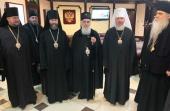 В Москву прибыл Предстоятель Сербской Православной Церкви