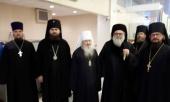 В Москву прибыл Блаженнейший Патриарх Антиохийский и всего Востока Иоанн Х