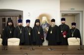 Московская духовная академия и Донская духовная семинария подписали договор о сотрудничестве