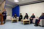 Председатель Синодального комитета по взаимодействию с казачеством провел совещание с руководителями профильных епархиальных отделов