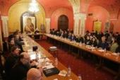 В Москве прошла конференция «Строим храмы — строим будущее»