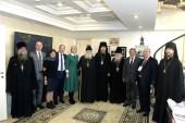 Научно-практическая конференция «Правовое и духовное образование в системе воспитания молодежи» прошла в Москве в рамках Рождественских чтений