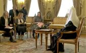 Интервью Святейшего Патриарха Кирилла в преддверии празднования 10-летия Поместного Собора и интронизации Его Святейшества