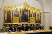 В Храме Христа Спасителя состоялось пленарное заседание секции Рождественских чтений «Дорогу доброму кино»