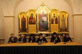 Издательский Совет Русской Православной Церкви провел совещание со специалистами по книгораспространению