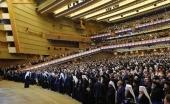 В Государственном Кремлевском Дворце состоялся торжественный акт, посвященный 10-летию Поместного Собора Русской Православной Церкви и Патриаршей интронизации