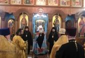 Завершился визит в Москву Предстоятеля Православной Церкви в Америке