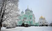 Архипастыри Русской, Болгарской и Чешско-Словацкой Православных Церквей совершили Литургию в Дивеевском монастыре