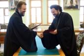 Московская духовная академия и Якутская духовная семинария подписали договор о сотрудничестве