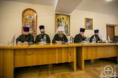 В Киево-Печерской лавре состоялось собрание представителей юридических отделов епархий Украинской Православной Церкви