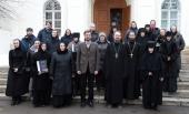 В Иоанно-Предтеченском ставропигиальном монастыре прошла третья научно-практическая конференция «Монашество в истории»