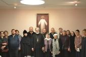 Практический семинар «Опыт организации музеев в местах почитания новомучеников» состоялся в Бутово