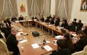 В Москве прошла очередная стажировка по социальному служению для руководителей епархиальных социальных отделов