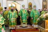 Торжества в день памяти блаженной Валентины Минской прошли в столице Белоруссии