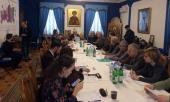 В рамках Рождественских образовательных чтений состоялось заседание секции «Попечение Церкви о депрессивных больных»