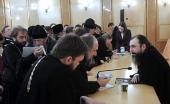 В рамках Рождественских чтений состоялся семинар по организации и проведению Всероссийского конкурса «За нравственный подвиг учителя»