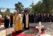 На подворьях Русской духовной миссии почтили память российских дипломатов