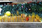 На 40-й день трагедии в Магнитогорске архиереи Челябинской митрополии совершили панихиду по погибшим
