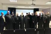 Ректор Санкт-Петербургской духовной академии принял участие в Сретенских чтениях в Финляндии