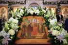 Слово Святейшего Патриарха Кирилла в канун праздника Сретения Господня в Сретенском ставропигиальном монастыре