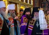 Відбулася хіротонія архімандрита Луки (Мурьянки) в єпископа Сіракузького, вікарія Східно-Американської єпархії