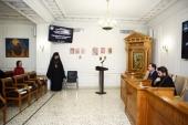 В Общецерковной аспирантуре и докторантуре состоялись заседания Общецерковного докторского диссертационного совета