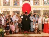 В праздник Сретения Господня глава Патриаршего экзархата в Юго-Восточной Азии совершил Литургию в столице Камбоджы