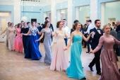 При участии Московской духовной академии в Сергиевом Посаде прошел Сретенский бал